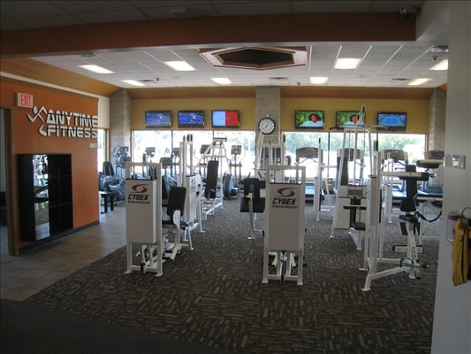 Anytime Fitness – St. Peter